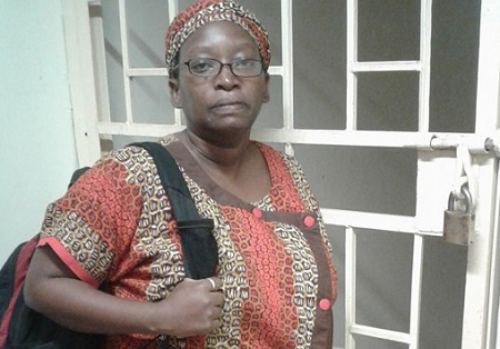 Stella Nyanzi has thanked all parties in her struggle