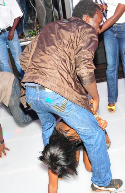 The Hostel Dance