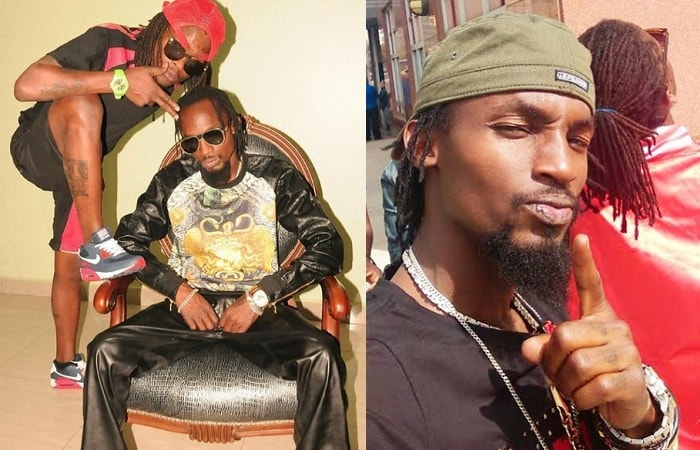 Weasel and the late Mowzey Radio