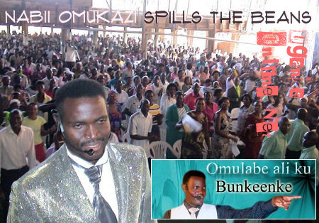 Pastor Yiga's church under fire, Nabi Omukazi spills the beans