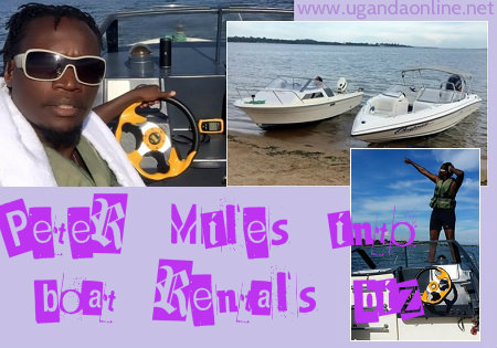 Peter Miles into boat rentals business