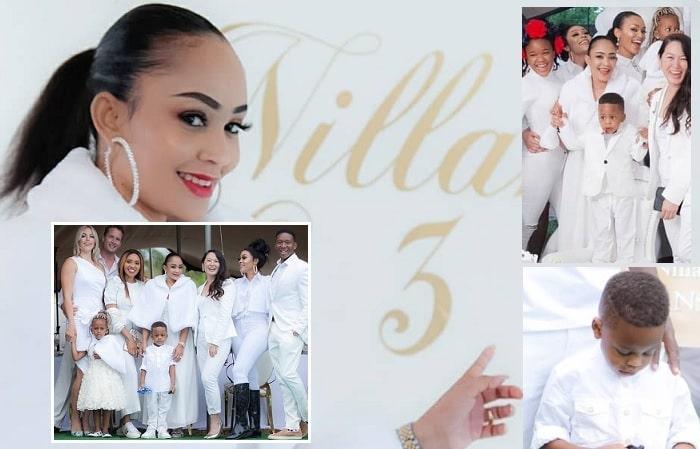 Prince Nillan's 3rd birthday party