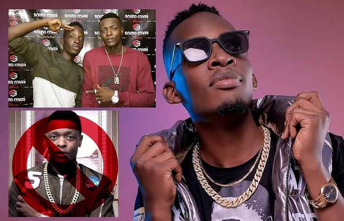 Producer Diggy Baur has warned Chameleone never to come back to his studio