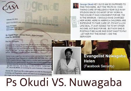 Pastor Okudi VS Evangelist Nuwagaba