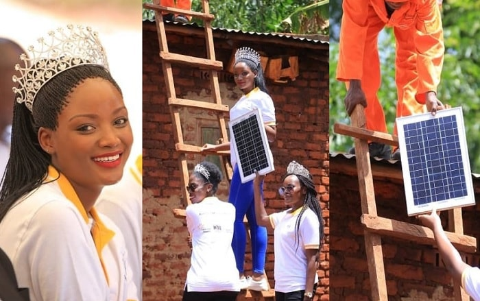 Quiin Abenakyo on a project to light 10,000 homes with solar power