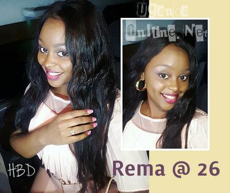 Rema Namakula turns 26