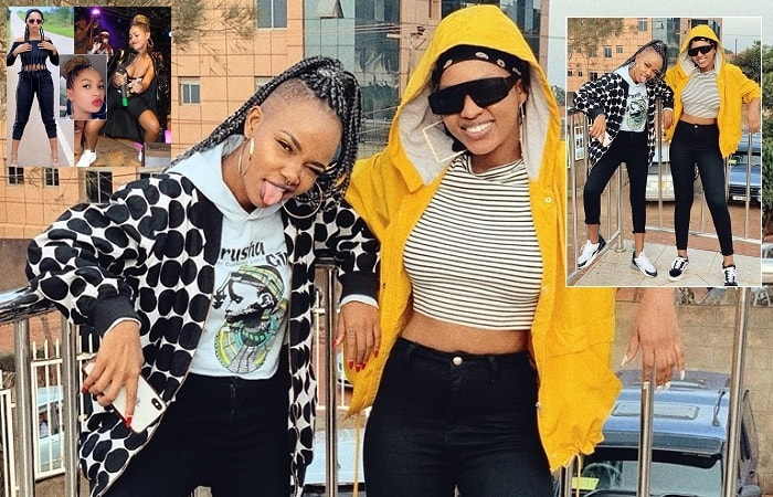 Rosa Ree and Spice Diana on their Jangu Ondabe remix
