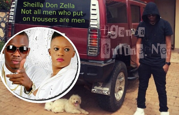 Sheila Don Zella attacks ex-lover Big Eye