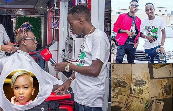 MC Kats had to use Fik Fameica to help him fight his wars with Sheila Gashumba