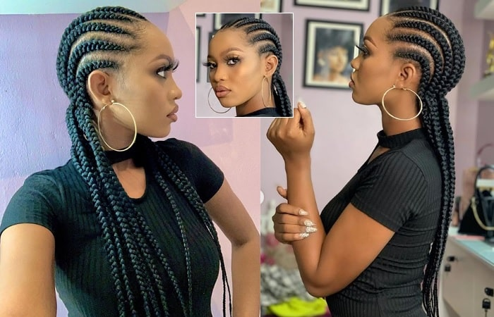 Uganda Online Spice Diana Advises On The Best Hairstyle During The Lockdown Period