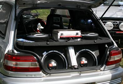 In Car Entertainment (ICE)