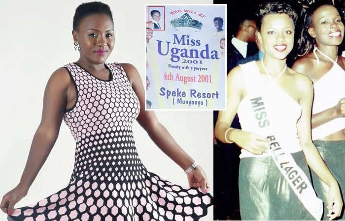 Sylvia Owori has dashed to her archives and she reminds you of Miss Uganda 2001