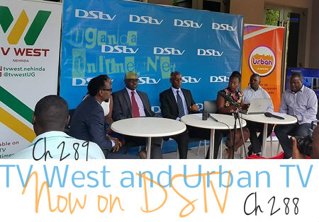 TV West and Urban TV now on DSTV