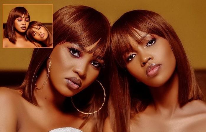 Spice Diana and Sheilah Gashumba