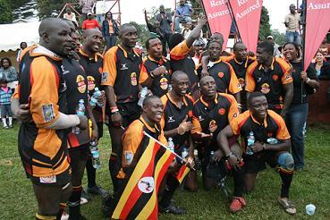 Rugby Cranes Uganda