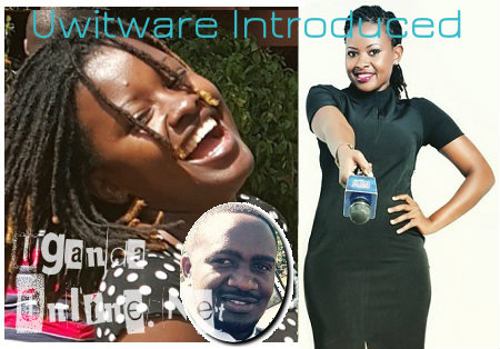 Getrude Tumusiime Uwitware introduces lover to parents