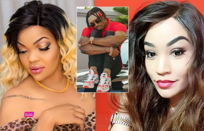 Wema Sepetu and Zari will be turining a year older later this month
