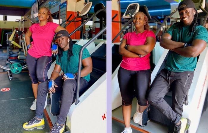 Winnie Nwagi and B2C's Mr. Lee