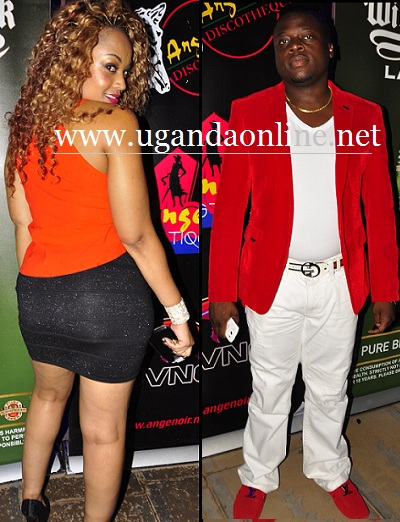 Zari and Ivan @ Guvnor