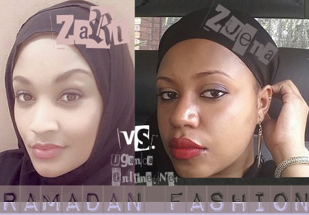 Ramadan Fashion Zari VS. Zuena