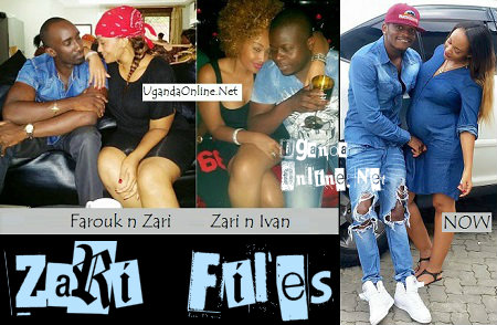 Zari's ex and current lovers