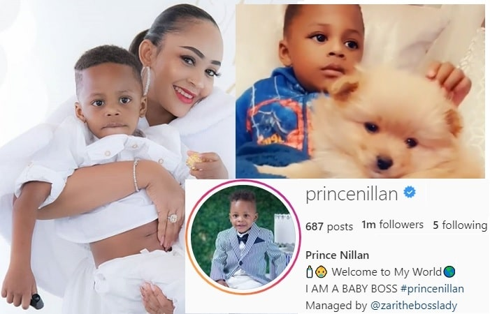 Prince Nillan clocks 1Million followers on Instagram