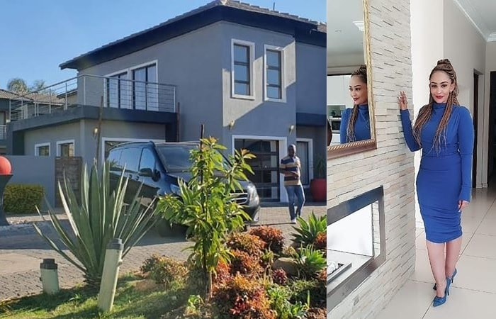 Zari buys another house in South Africa
