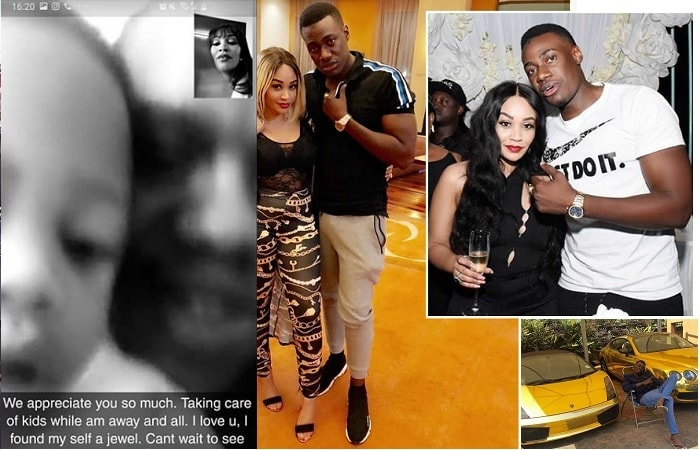 Zari fan who forced her to unveil King Bae