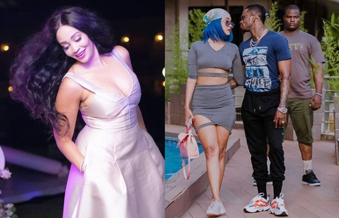 Zari has forced Tanasha Donna to back track on her earlier move