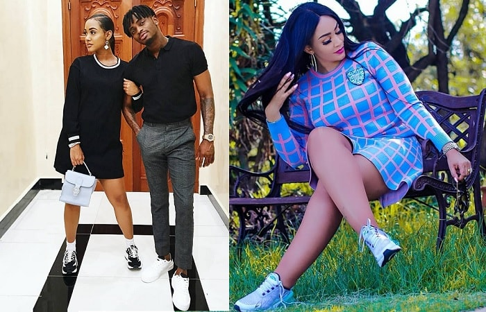 Pregnant Tanasha Donna and hubby after watching a movie and Zari after playing golf