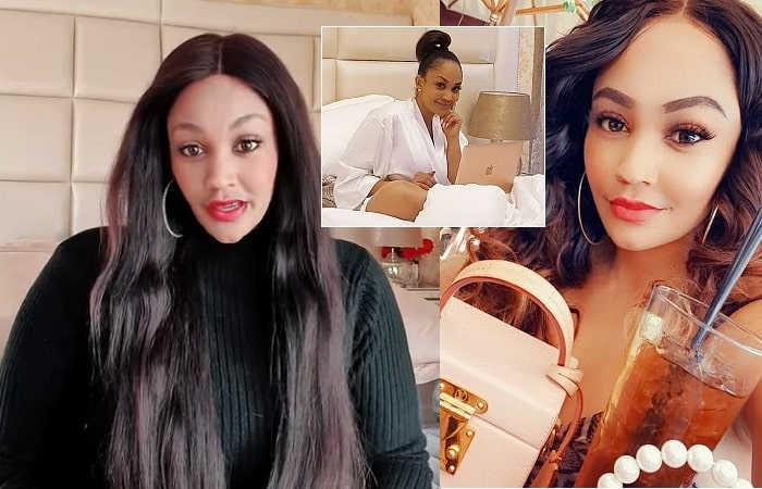 Zari says she is not about to quit social media