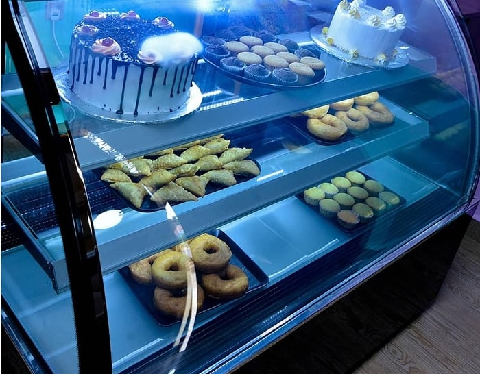 These are some of the baked goods that can be found in Zuena's cake shop