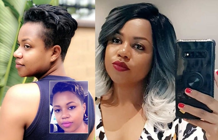 Uganda Online Zuena Thinking Of Ditching Her Short Hair Style For Wigs And Hair Extensions