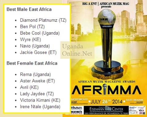 African Muzik Magazine Awards