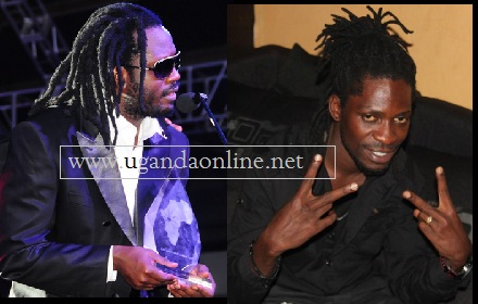 Bebe Cool and Bobi Wine to launch their albums on different dates
