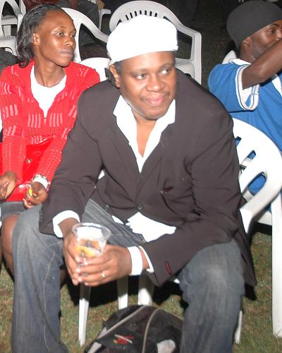 Alex Ndaula at Koyi Koyi Concert