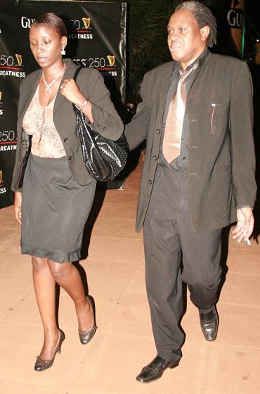 Mr and Mrs Ndaula