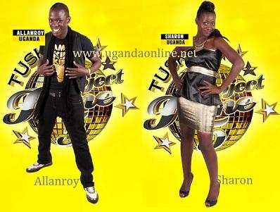 Allanroy and Sharon are the contestans representing Uganda in tHE TPF Season 5