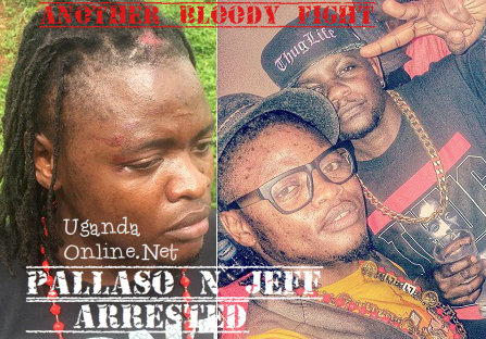 Pallaso and Jeff arrested