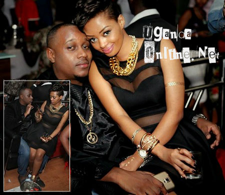 NTV Be My Date host, Anita Fabiola and lover