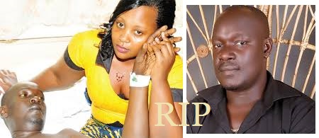 Martin Angume dead