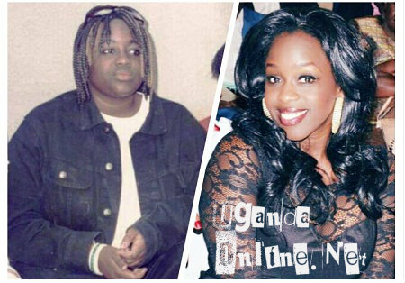 Angela Katatumba then and now