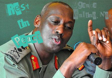 Gen. Aronda Nyakairima dies of a heart attack