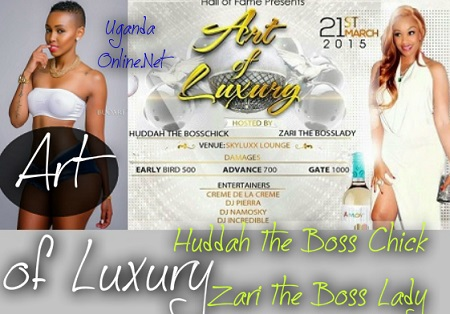 Zari and Huddah Monroe to mint money from Nairobi