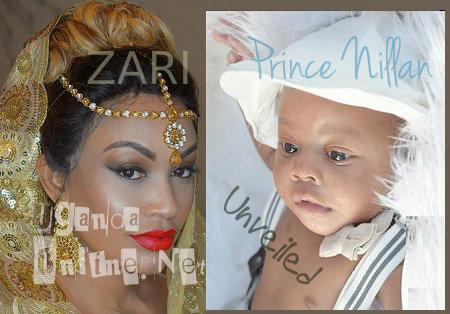 Zari and her Prince Nillan