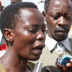 Mukono North MP- Betty Nambooze Bakireke