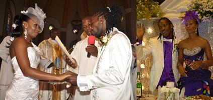 Bobi Wine's Wedding Photos