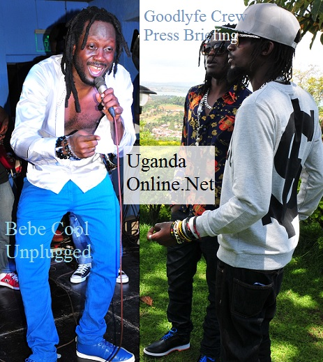 Bebe Cool VS. Goodlyfe