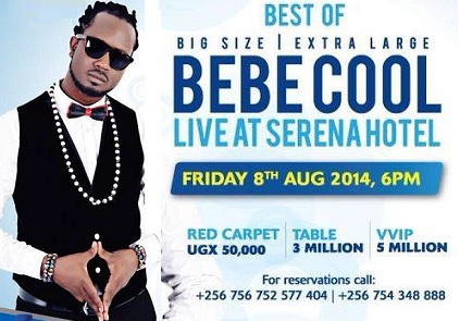Best of Bebe Cool show