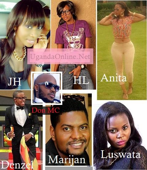 Uganda Big Brother Africa season 9 hopefuls